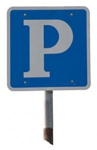 P-skilt